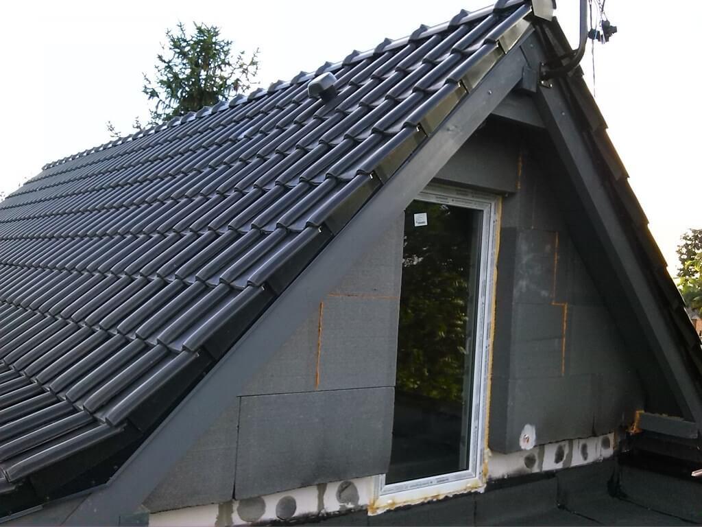 Remont dachu w Dymaczewie