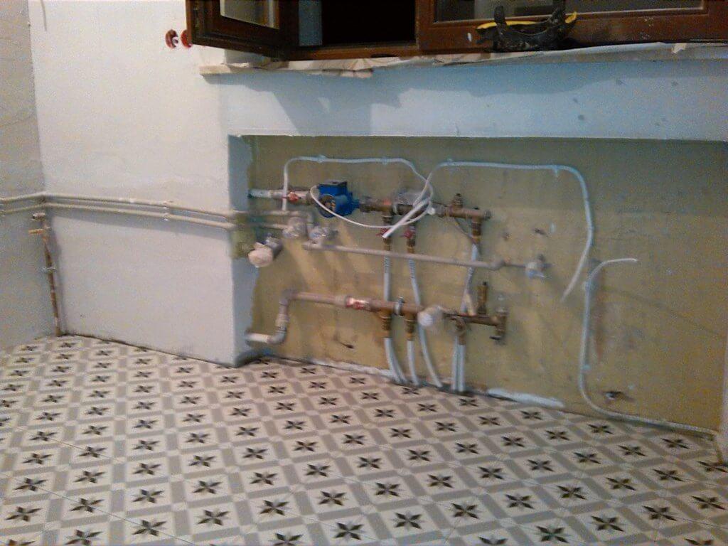 Remont kuchni w Luboniu