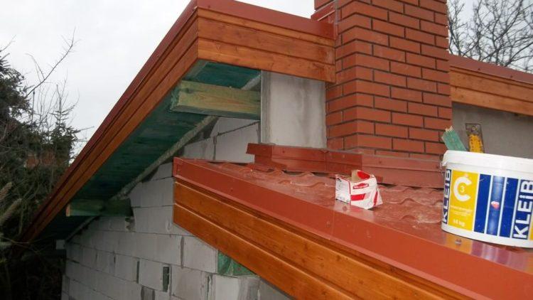 Pokrycie dachu blacho-dachówką